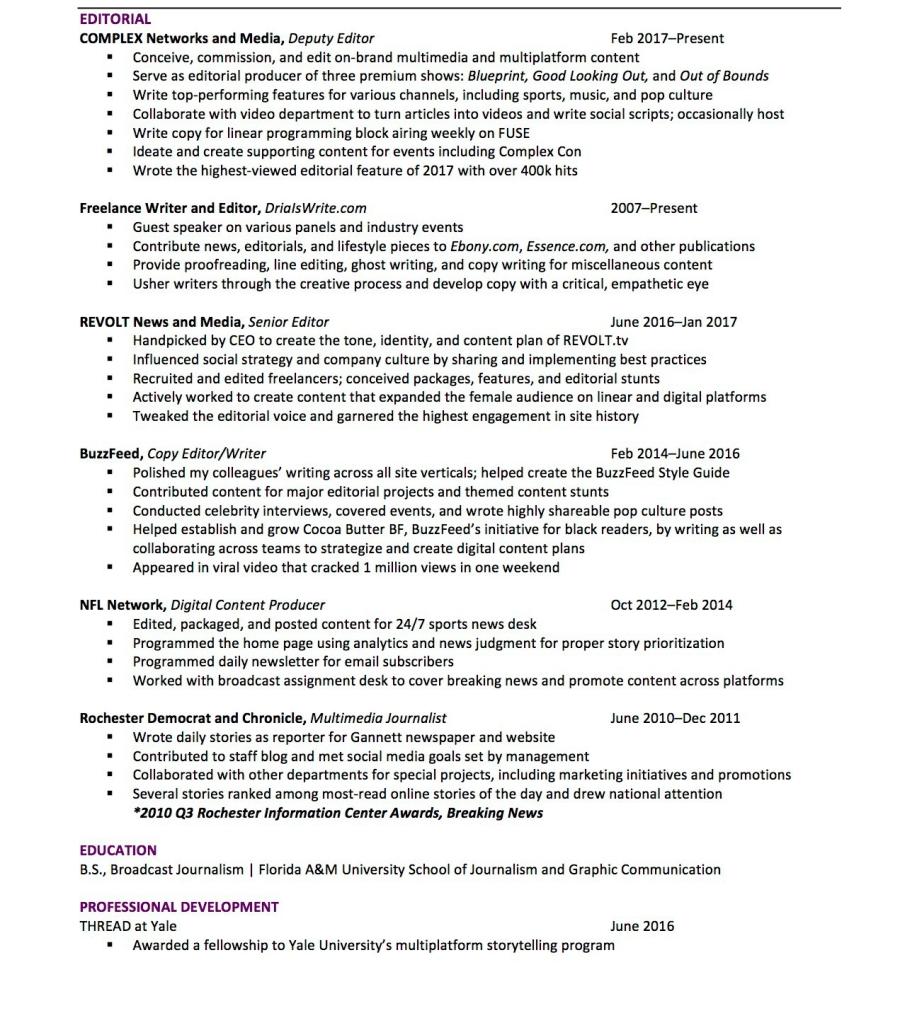DRIADONNAROLAND__Resume